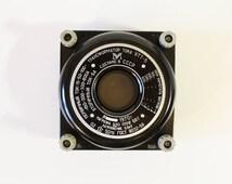 Vintage Bakelite Current Transformer 1970 / WORKING CTS / Home Electrical Instrument USSR / Industrial Design Midcentury / Fallout Shelter