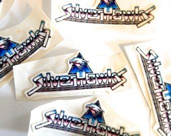 1980s Silver Hawks Patch