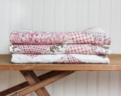 Chevron Baby Quilt - Baby Girl Quilt - Windsor Lane - Crib Quilt