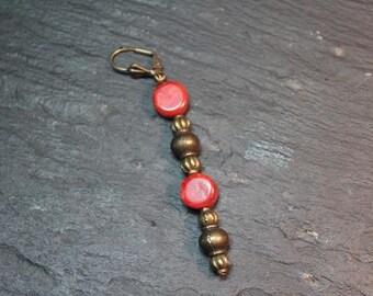 Boucles d'oreille collection uma