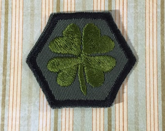 STEAMPUNK Merit Badge - Lucky Clover Steampunk Scouts
