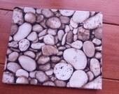 yolanda fundora urban amish for blank quilting - River Stones warm Tones