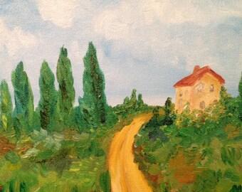 Tuscan Trail