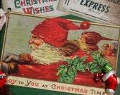 NEW Vintage Christmas Album - Joy to You At Christmas Time #587