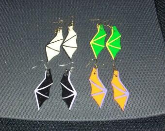 Dragon Wing Earrings