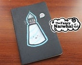 Lighthouses in Love: Dreams at Night (Blank & Small Moleskine Notebook)