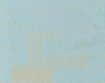 Doe Intersections in Sky, Carolyn Friedlander, Robert Kaufman Fabrics, 100% Cotton Fabric, AFR-15025-63 SKY