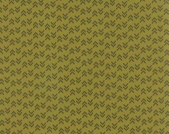 Nomad Arrowhead in Cactus, Urban Chiks, 100% Cotton, Moda Fabrics, 31106 17