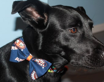 Auburn Tigers Dog Bow/Bow Tie Accessory