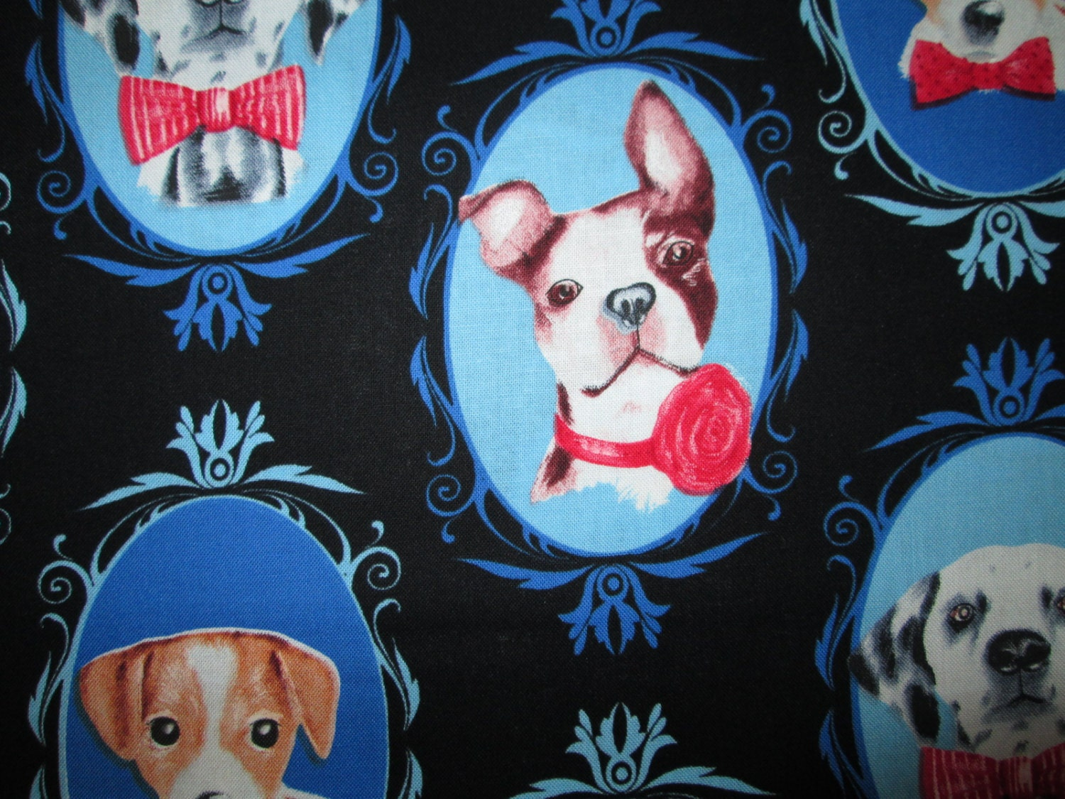 Embroidery Design Newspaper Dog Toy