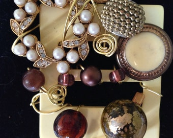 Necklace With Vintage Elements
