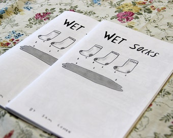 Wet Socks issue #2