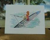Rower Girl