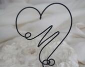Letter Cake Topper, Romantic Theme Wedding Decor