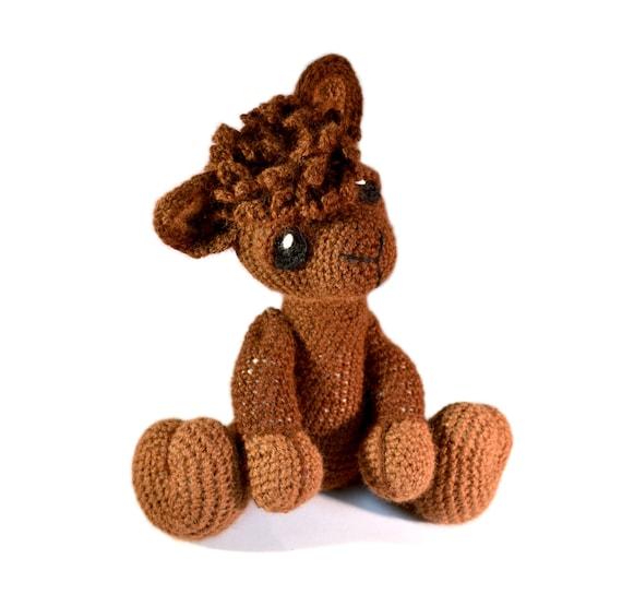 Alpaca Amigurumi Crochet Patterns : Alpaca Amigurumi Crochet Pattern PDF Instant Download ...