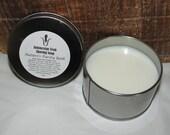 Indonesian Teak Scented Shaving Tin Soap