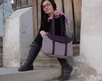 Customizable Laptop bag for Color Fabric and Size - Fully Padded Bag - WATERPROOF lining - Tote bag - Handbag - Shoulder Bag - Everyday bag