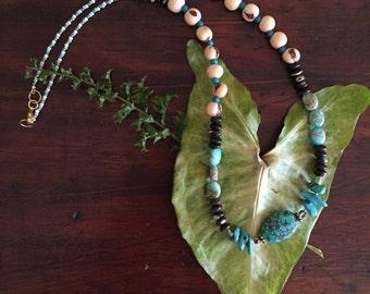Dove Creek Necklace