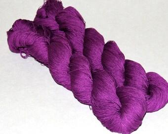 Petal- Cotton 100% (2ply ,) handdyed yarn 100g
