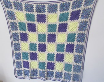 Granny Square Afghan 3