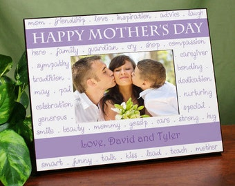 Personalized Mother's Day Photo Frame -gfy458600
