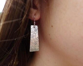 Kala Earrings  ~ Cherry Blossom