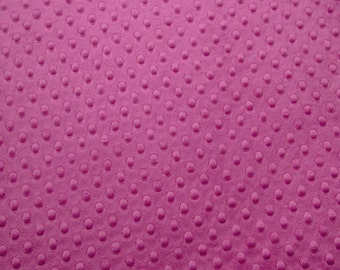 Raspberry Minky Changing Pad Cover, Berry Change Mat Cover, Baby Girl Nursery Bedding, Baby Girl Baby Bedding