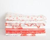 Table for Two from Moda Fabric Bundle -  Half Yard Bundle - 7 half yard pieces (B303)