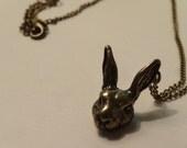 Rabbit Charm Necklace