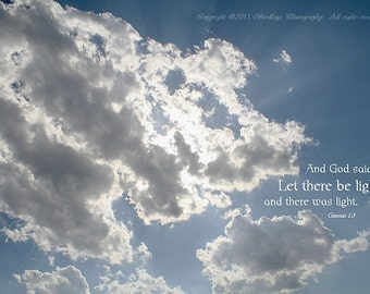 Let There Be Light- Virginia Skies