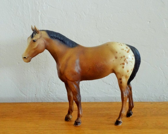Vintage Breyer Horse Quarter Horse Yearling 103 Breyer