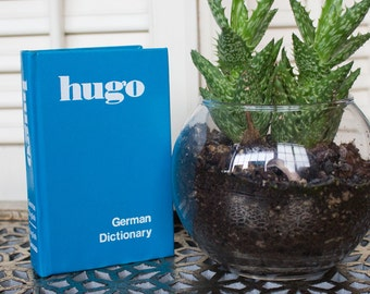 Hugo German Dictionary Journal