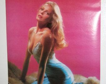 Vintage Cheryl Ladd Original Poster
