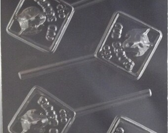 Cub Scout Chocolate Candy Mold
