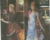 UNCUT Simplicity 5457 Misses' Victorian Costume Pattern Size 14-16-18-20