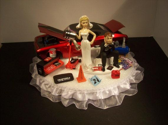 Buick Wedding Cake