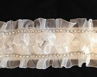 Wedding Dress Belt/sash