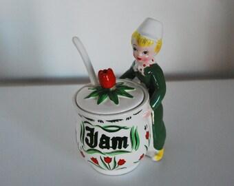 Tulip Tyme Jam Jar