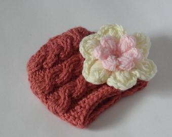 Baby Hat, Baby Girl Hat Newborn Hat Photo Prop, Baby Knit Hat Girl spring  Hat, Infant Hat Newborn Baby Girl Hat, Baby spring hat