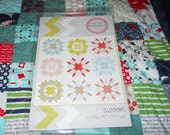 Swoon quilt paper pattern - Thimble Blossoms, Camille Roskelly