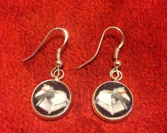 Doctor Who K-9 Earrings