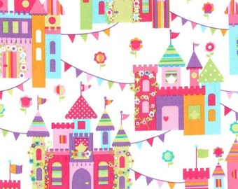 Michael Miller Fabric by the yard Castle Town 1 yard