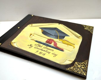 Graduation gift, custom graduation, graduation day, graduation photos, graduation picture, graduation keepsake, graduation scrapbook
