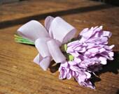 Lavender Wildflower Posy