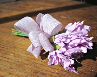 Lavender Wildflower Posy