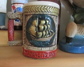 Mariner's Inn Napcoware Beer Stein