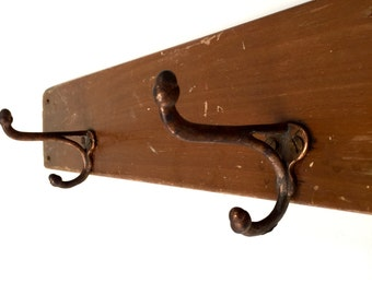 Antique Coat rack hanger