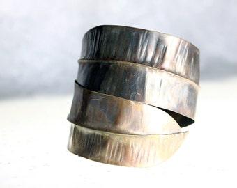 Warrior Hand Forged Cuff