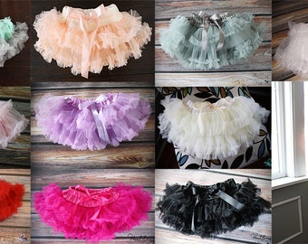 Tutu, baby girl, baby skirt, one year old outfit, valentines outfit, Dance tutu, dance skirt, fluffy tutu, pettiskirt, skirt for baby
