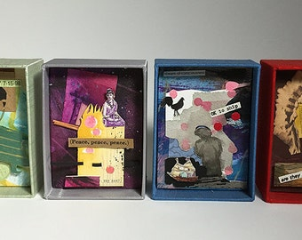 Collage Boxes